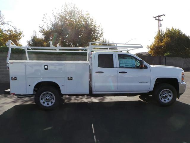 2018 Silverado 3500 Double Cab 4x4,  Knapheide Service Body #18T0852 - photo 11