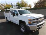 2018 Silverado 3500 Double Cab 4x4,  Knapheide Service Body #18T0852 - photo 1
