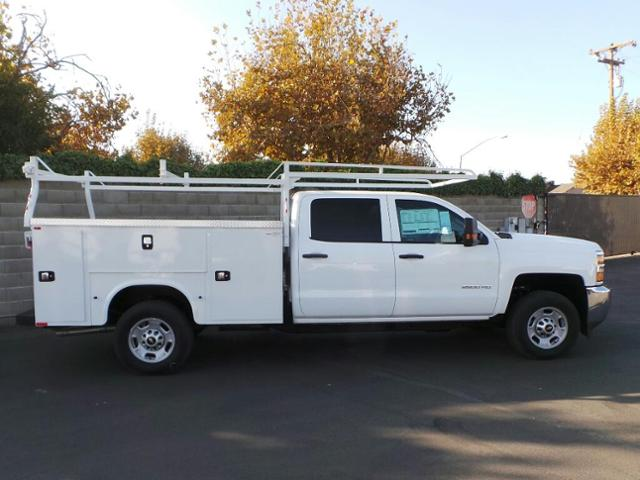 2018 Silverado 2500 Crew Cab 4x2,  Knapheide Service Body #18T1085 - photo 3