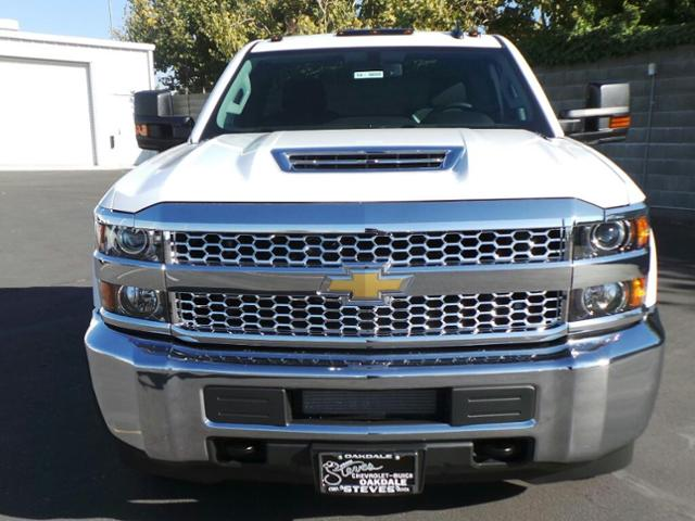2019 Silverado 3500 Regular Cab DRW 4x2,  Cab Chassis #19T0055 - photo 12