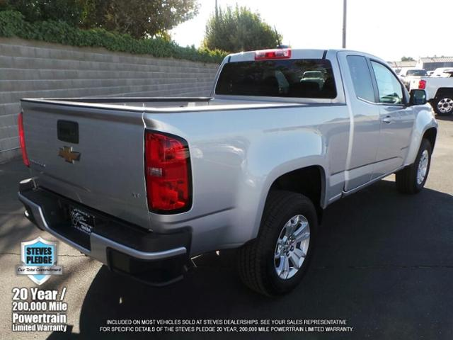 2019 Colorado Extended Cab 4x2,  Pickup #19T0060 - photo 2
