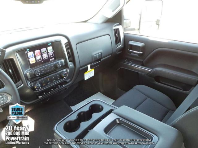 2019 Silverado 3500 Crew Cab 4x4,  Pickup #19T0064 - photo 12