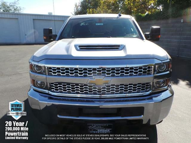 2019 Silverado 3500 Crew Cab 4x4,  Pickup #19T0064 - photo 13