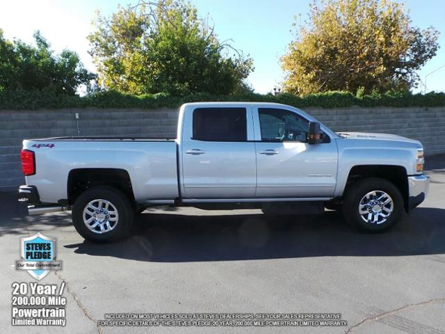 2019 Silverado 3500 Crew Cab 4x4,  Pickup #19T0064 - photo 3