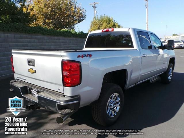 2019 Silverado 3500 Crew Cab 4x4,  Pickup #19T0064 - photo 2