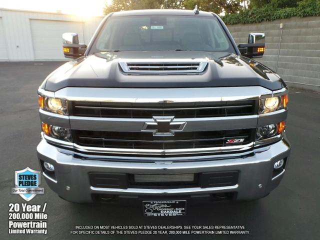 2019 Silverado 3500 Crew Cab 4x4,  Pickup #19T0082 - photo 17