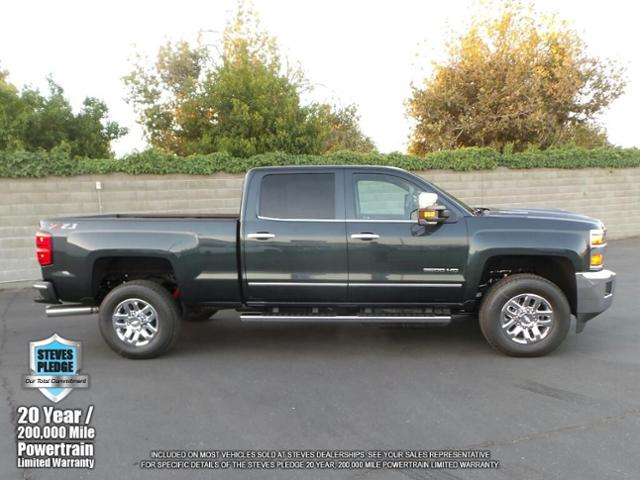 2019 Silverado 3500 Crew Cab 4x4,  Pickup #19T0082 - photo 3