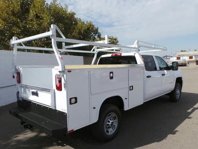 2019 Silverado 2500 Crew Cab 4x2,  Knapheide Service Body #19T0091 - photo 2
