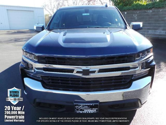 2019 Silverado 1500 Crew Cab 4x4,  Pickup #19T0102 - photo 13