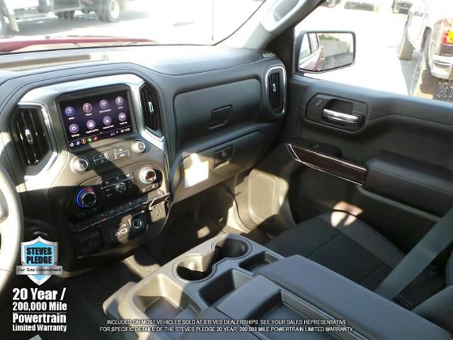 2019 Silverado 1500 Crew Cab 4x4,  Pickup #19T0116 - photo 10