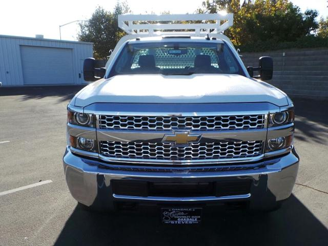 2019 Silverado 3500 Regular Cab DRW 4x2,  Royal Contractor Body #19T0124 - photo 10