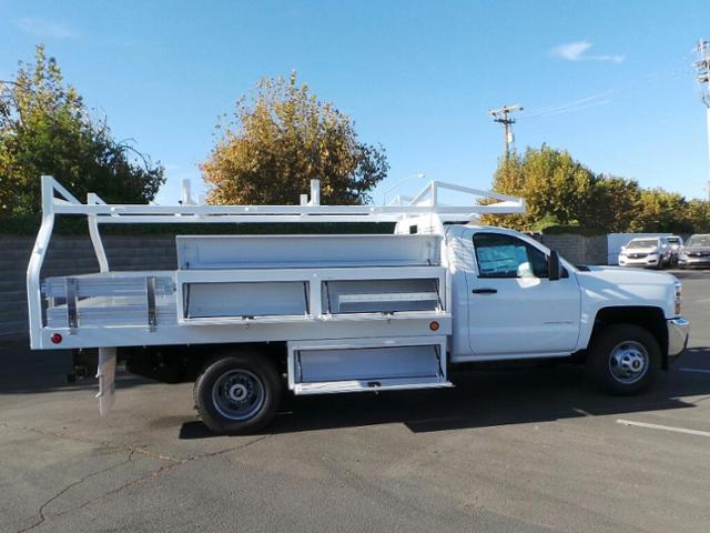 2019 Silverado 3500 Regular Cab DRW 4x2,  Royal Contractor Body #19T0124 - photo 19
