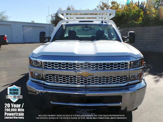 2019 Silverado 3500 Regular Cab DRW 4x2,  Royal Contractor Body #19T0128 - photo 11