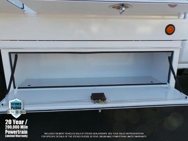 2019 Silverado 3500 Regular Cab DRW 4x2,  Royal Contractor Body #19T0128 - photo 20