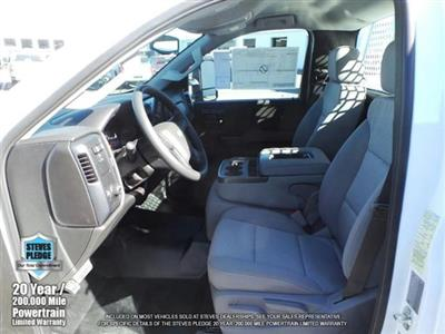 2019 Silverado 3500 Regular Cab DRW 4x2,  Royal Contractor Body #19T0128 - photo 13