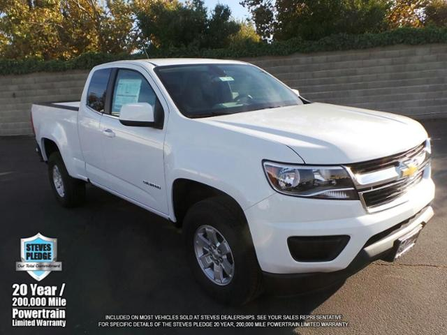 2019 Colorado Extended Cab 4x2,  Pickup #19T0138 - photo 1