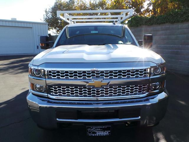 2019 Silverado 2500 Double Cab 4x2,  Royal Service Body #19T0164 - photo 18