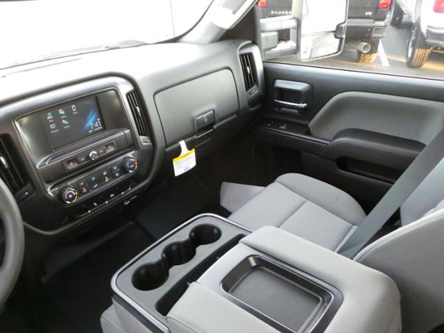 2019 Silverado 2500 Double Cab 4x2,  Cab Chassis #19T0187 - photo 10