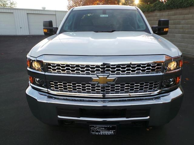 2019 Silverado 2500 Double Cab 4x2,  Cab Chassis #19T0187 - photo 11