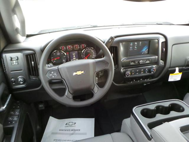 2019 Silverado 2500 Double Cab 4x2,  Cab Chassis #19T0187 - photo 9