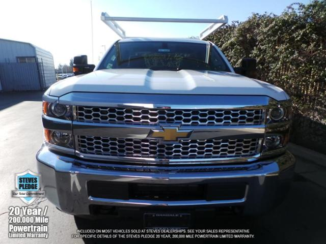 2019 Silverado 2500 Double Cab 4x2,  Cab Chassis #19T0188 - photo 15
