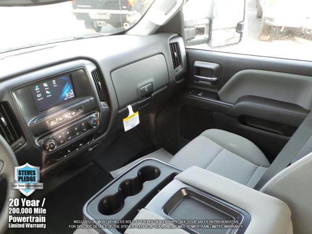 2019 Silverado 2500 Double Cab 4x2,  Cab Chassis #19T0188 - photo 3