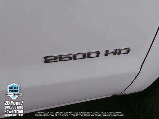 2019 Silverado 2500 Double Cab 4x2,  Cab Chassis #19T0188 - photo 2