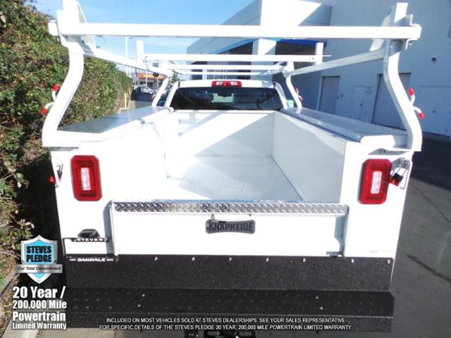 2019 Silverado 2500 Double Cab 4x2,  Cab Chassis #19T0188 - photo 5