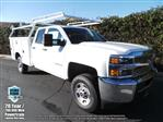 2019 Silverado 2500 Double Cab 4x2,  Cab Chassis #19T0188 - photo 1