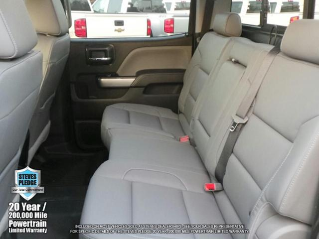 2019 Silverado 3500 Crew Cab 4x4,  Pickup #19T0206 - photo 14