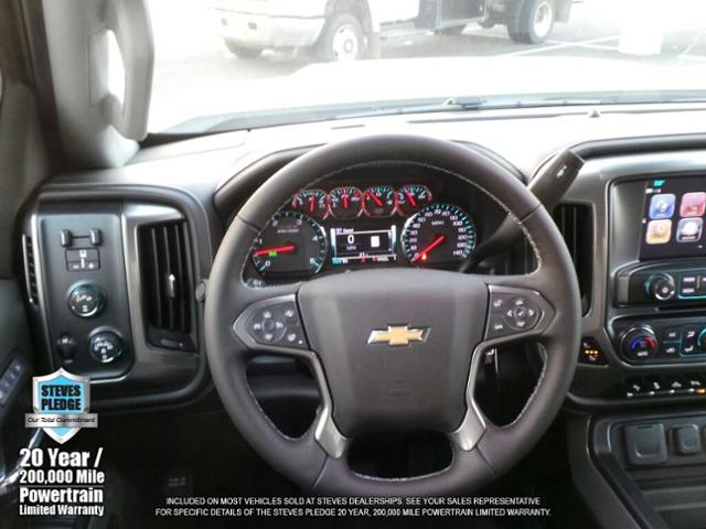 2019 Silverado 3500 Crew Cab 4x4,  Pickup #19T0206 - photo 16