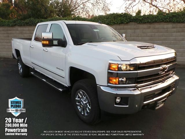 2019 Silverado 3500 Crew Cab 4x4,  Pickup #19T0206 - photo 27