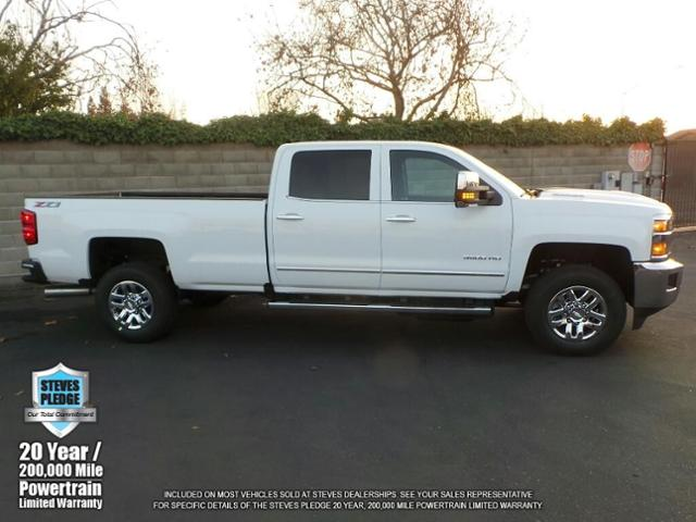 2019 Silverado 3500 Crew Cab 4x4,  Pickup #19T0206 - photo 4
