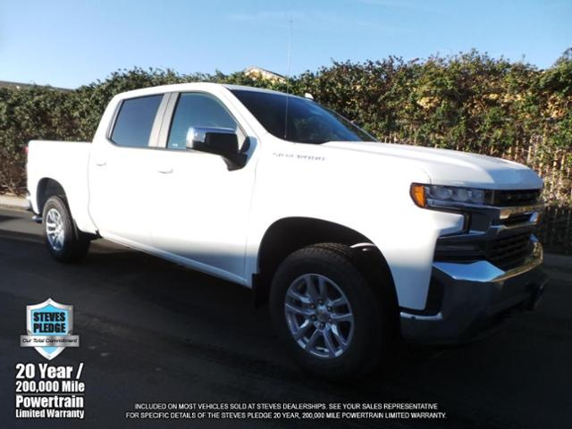 2019 Silverado 1500 Crew Cab 4x4,  Pickup #19T0264 - photo 1