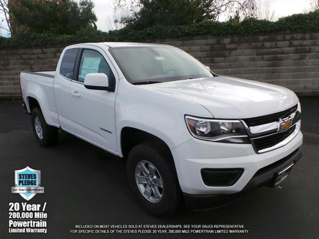 2019 Colorado Extended Cab 4x2,  Pickup #19T0268 - photo 1