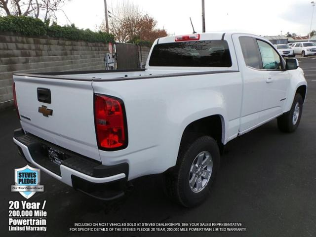2019 Colorado Extended Cab 4x2,  Pickup #19T0268 - photo 4
