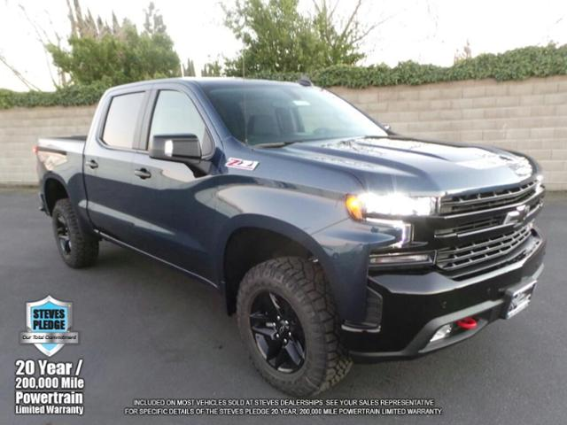 2019 Silverado 1500 Crew Cab 4x4,  Pickup #19T0287 - photo 1