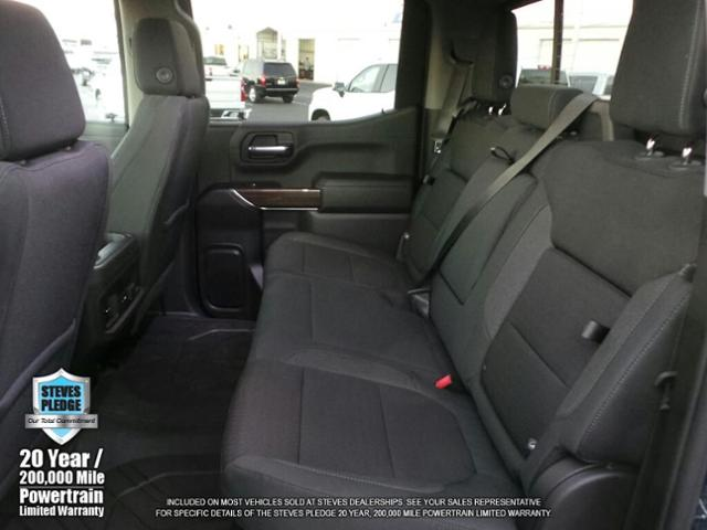 2019 Silverado 1500 Crew Cab 4x4,  Pickup #19T0287 - photo 12