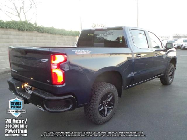 2019 Silverado 1500 Crew Cab 4x4,  Pickup #19T0287 - photo 4