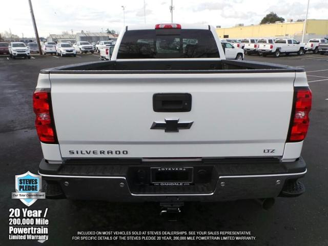 2019 Silverado 3500 Crew Cab 4x4,  Pickup #19T0319 - photo 11