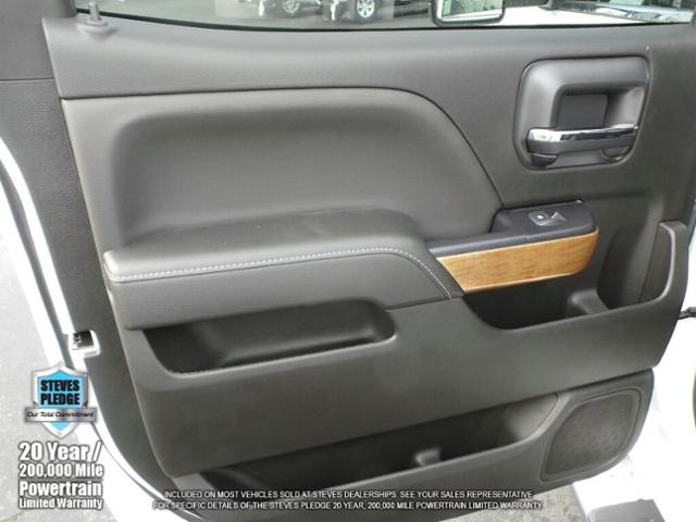 2019 Silverado 3500 Crew Cab 4x4,  Pickup #19T0319 - photo 13