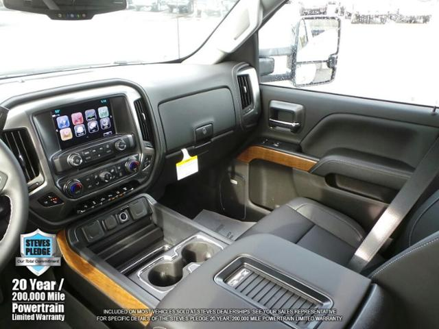 2019 Silverado 3500 Crew Cab 4x4,  Pickup #19T0319 - photo 17