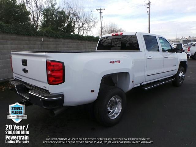 2019 Silverado 3500 Crew Cab 4x4,  Pickup #19T0319 - photo 4