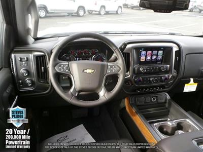 2019 Silverado 3500 Crew Cab 4x4,  Pickup #19T0319 - photo 16