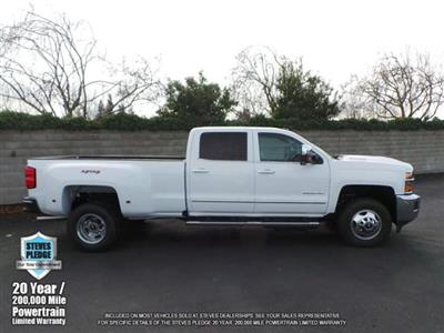 2019 Silverado 3500 Crew Cab 4x4,  Pickup #19T0319 - photo 2
