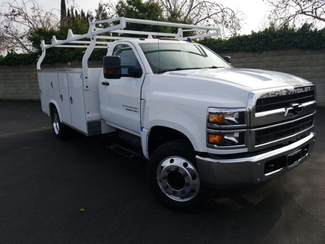 2019 Chevrolet Silverado Medium Duty Regular Cab DRW 4x2, Royal Service Body #19TC1060 - photo 1