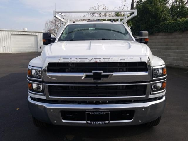2019 Chevrolet Silverado Medium Duty Regular Cab DRW 4x2, Royal Service Body #19TC1060 - photo 11