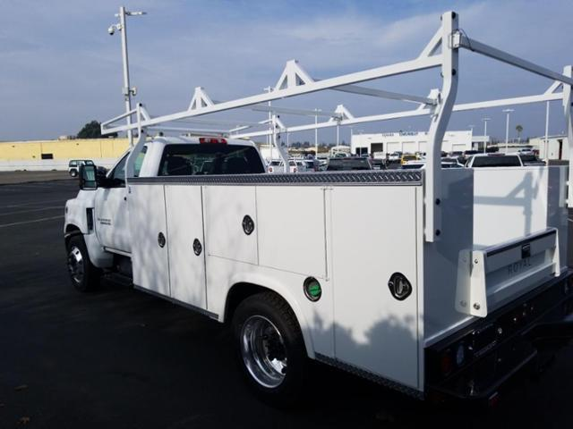 2019 Chevrolet Silverado Medium Duty Regular Cab DRW 4x2, Royal Service Body #19TC1060 - photo 23