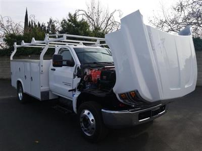 2019 Chevrolet Silverado Medium Duty Regular Cab DRW 4x2, Royal Service Body #19TC1060 - photo 37