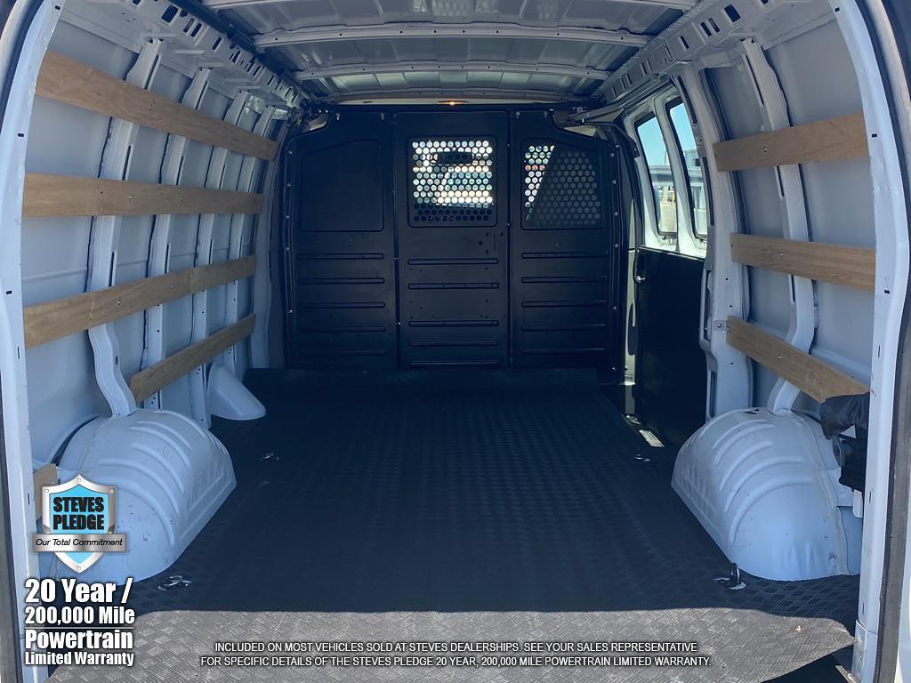 2019 Chevrolet Express 2500 4x2, Empty Cargo Van #T2932P - photo 1
